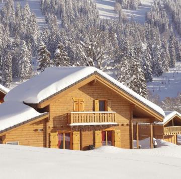 maison bois naturel